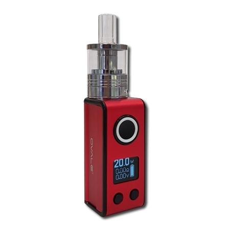 cigarrillo electrónico B800 rojo