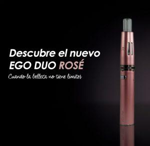 Cigarrillo electrónico Rosa