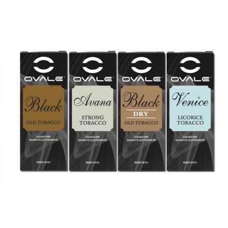 Linea Classic aromi al tabacco