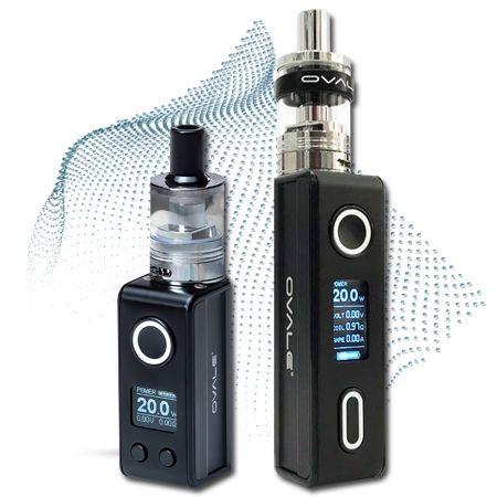 Battery Box e-cigarette