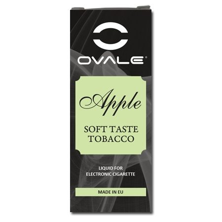 OVALE E-LIQUID APPLE Image