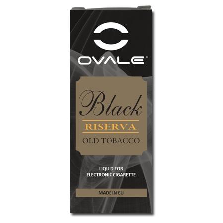 OVALE E-LIQUID BLACK RISERVA Image