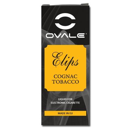 OVALE E-LIQUID ELIPS COGNAC Image