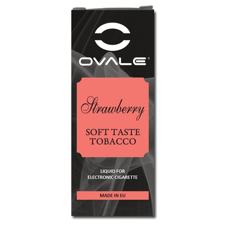 OVALE E-LIQUID STRAWBERRY Image